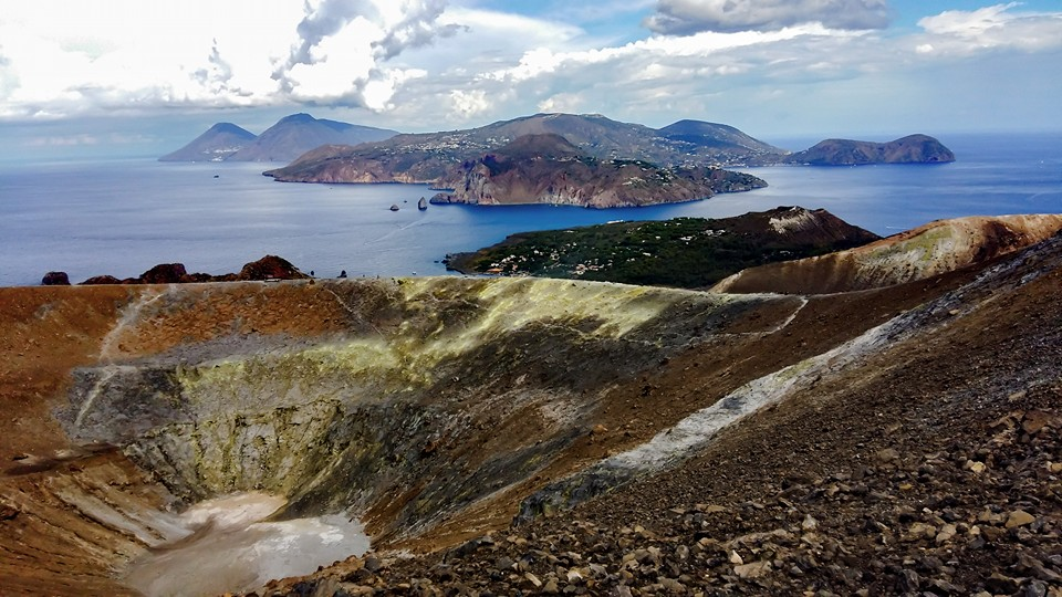 Escursioni alle Isole Eolie